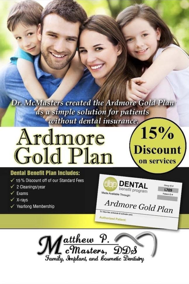Ardmore Gold Plan